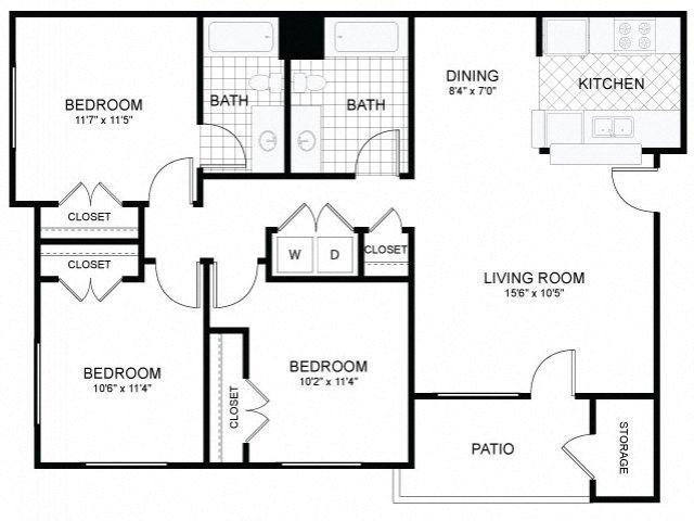3x2 SM Floor Plan 8