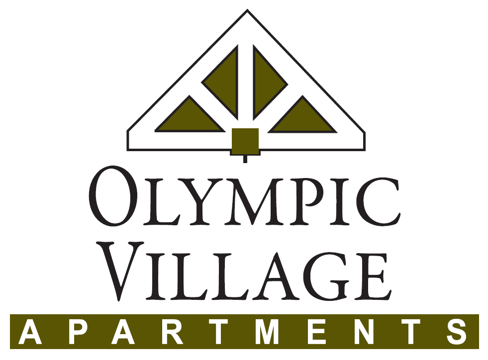 Olympic Village Apartments Logo