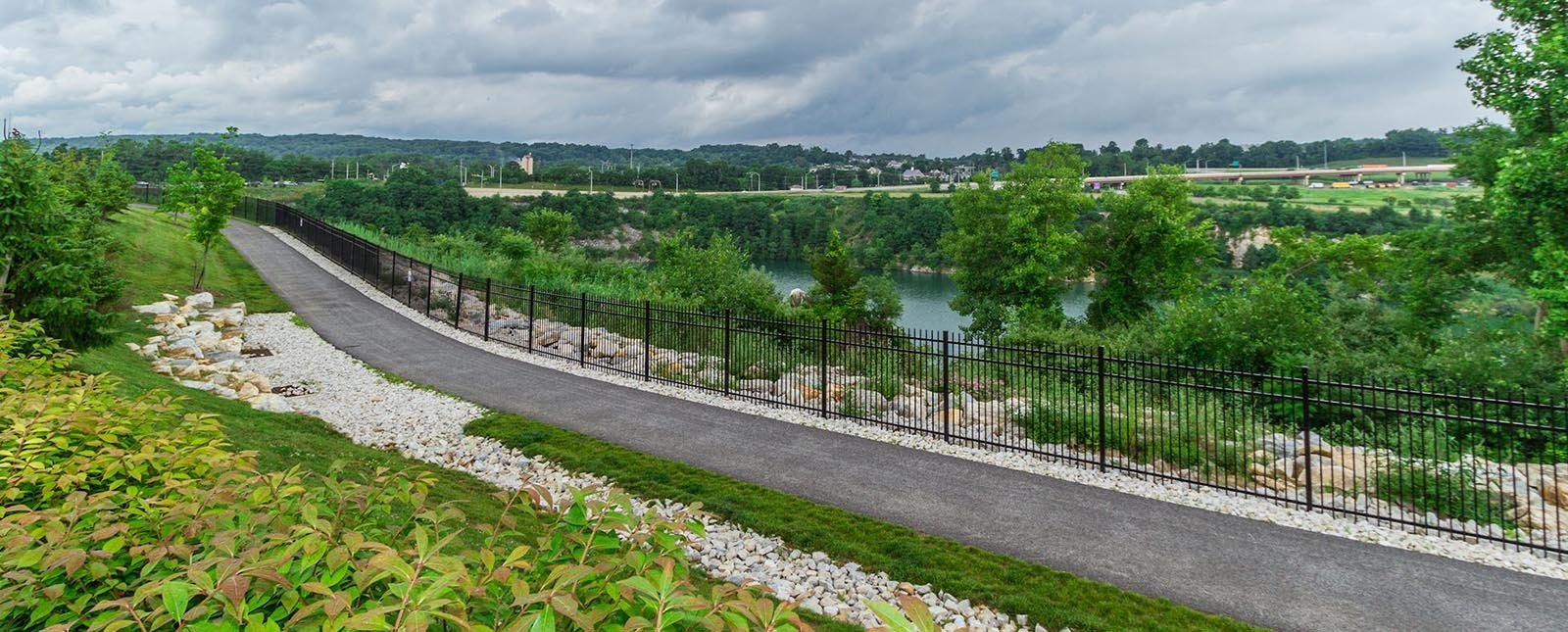 Walking Trails near The Haven luxury apartments in Malvern, PA
