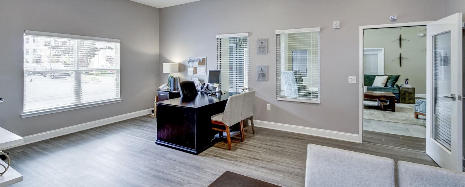 Professional Management Office of The Haven luxury apartments in Malvern, PA
