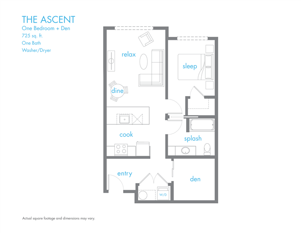 The Ascent Floor Plan 8