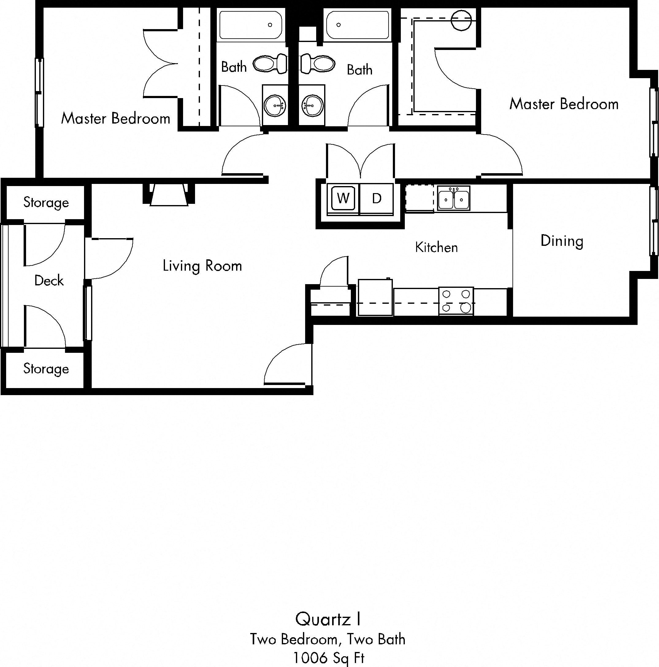 Quartz I Floor Plan 16