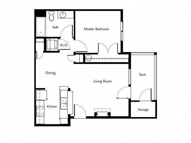 SLATE B Floor Plan 2