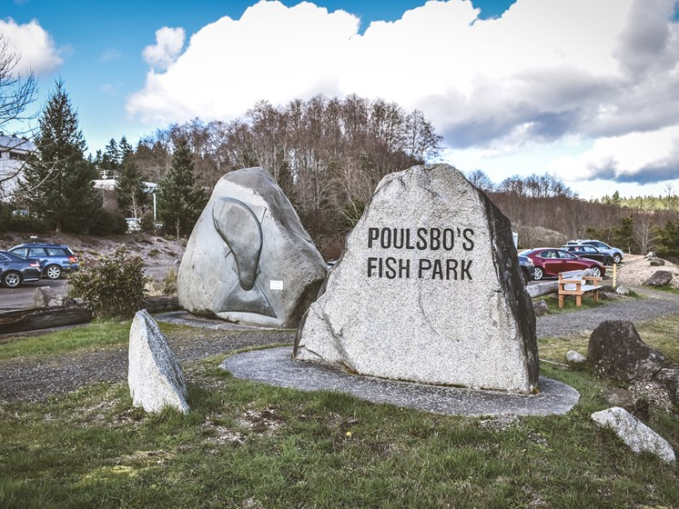 Image of Poulsbo Fish Park.