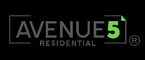 Richland, WA Badger Mountain Ranch Apartments logo Avenue5 Primary Logo