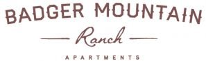 Richland, WA Badger Mountain Ranch Apartments logo