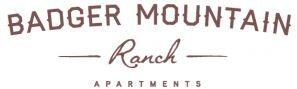 Richland, WA Badger Mountain Ranch Apartments logo