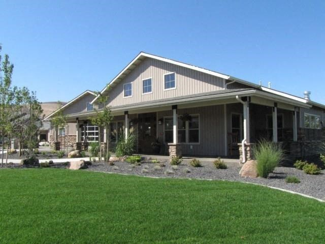 Richland, WA Badger Mountain Ranch Apartments exterior