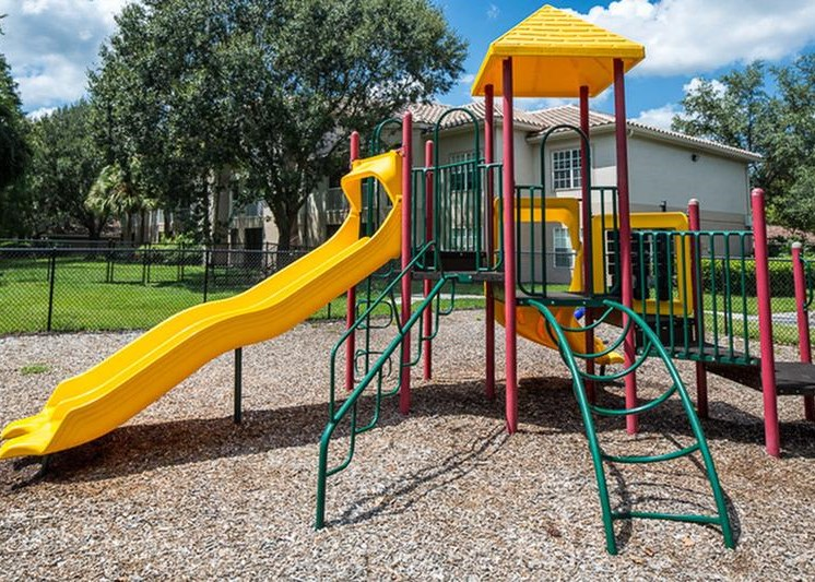 The Vinings at Hunters Green Apartments Tampa Playground