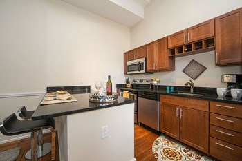 213 East Broad Street, Richmond, VA Studio Apartment for Rent Photo Gallery 1