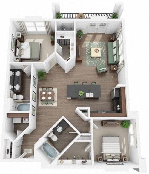 Altitude Floor Plan 3