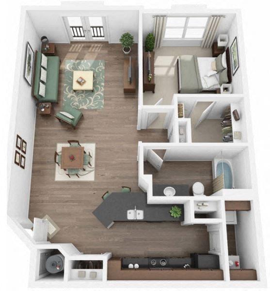 Summit Floor Plan 2