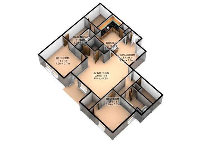 BROADMOOR Floor Plan 6