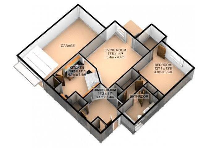 GRAND CYPRESS Floor Plan 3