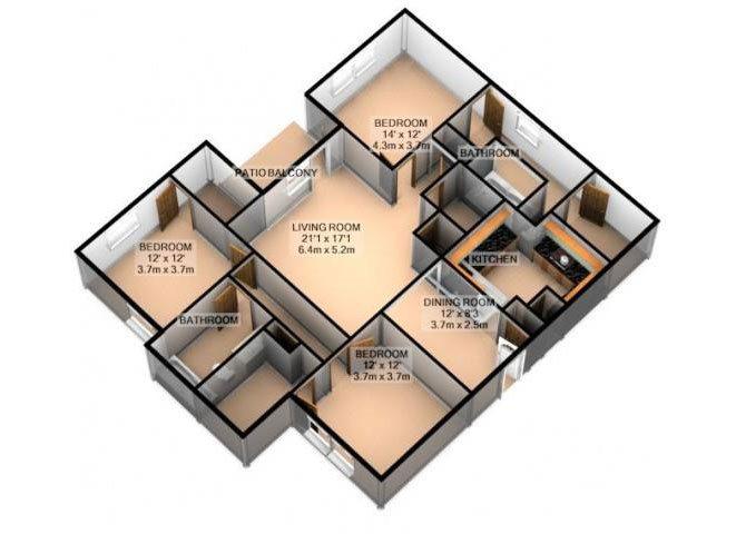 PINEHURST Floor Plan 8