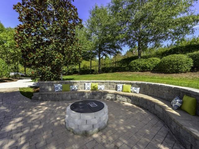 Picnic Area at Columns at Wakefield, North Carolina, 27614