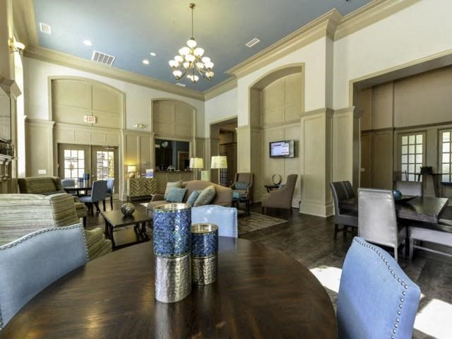 Clubhouse with Complimentary Coffee at Columns at Wakefield, Raleigh, 27614