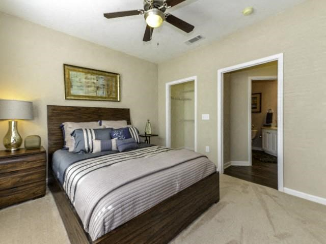 Large Bedroom at Columns at Wakefield, Raleigh, 27614