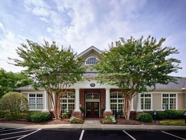 Elegant Exterior View at Columns at Wakefield, North Carolina