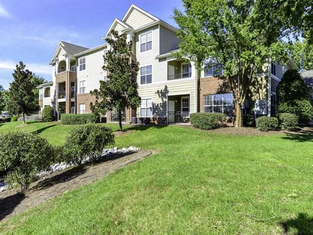 Green Spaces With Mature Trees at Columns at Wakefield, North Carolina, 27614