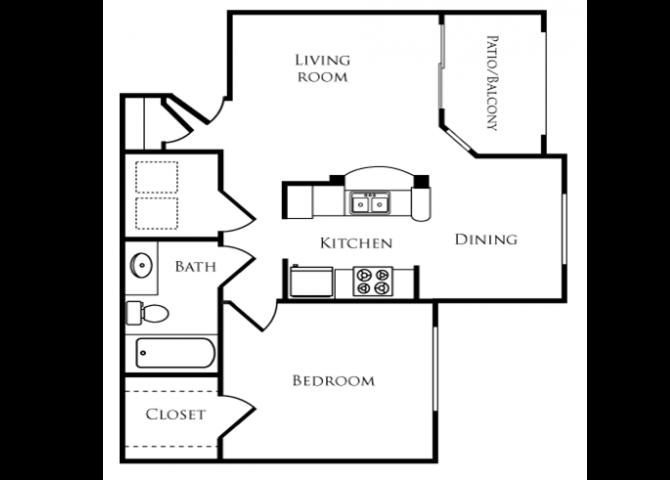 Pine Floor Plan 1