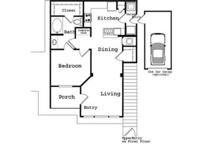 Briarwood Lower Floor Plan 2