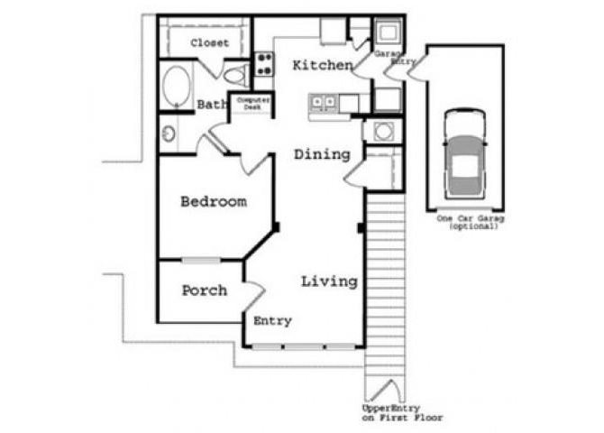 Briarwood Upper Floor Plan 4