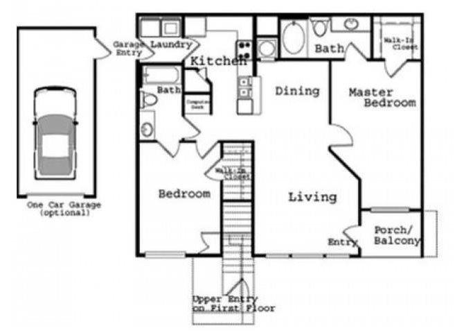 Hermitage Lower Floor Plan 5