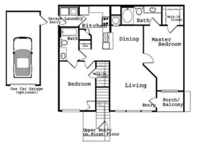 Hermitage Upper Floor Plan 8