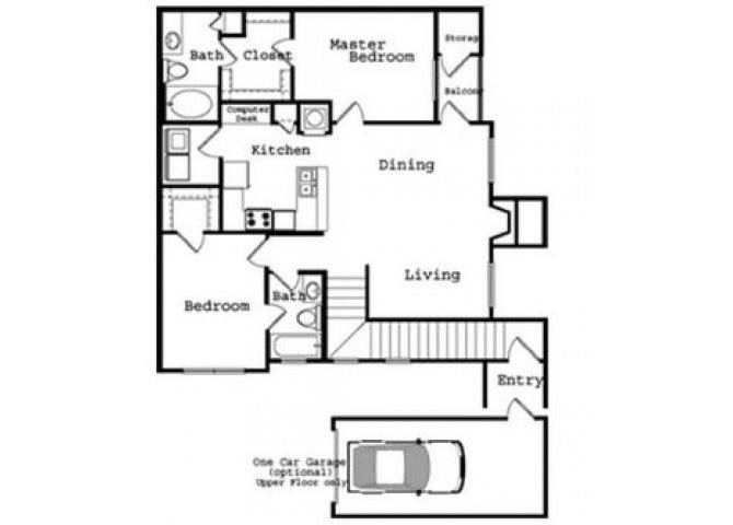 Ironwood Floor Plan 6