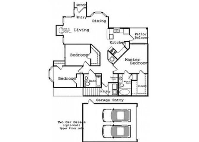 Windtree Lower Floor Plan 10