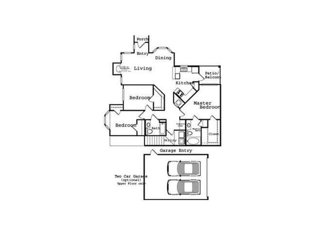 Windtree Upper Floor Plan 11