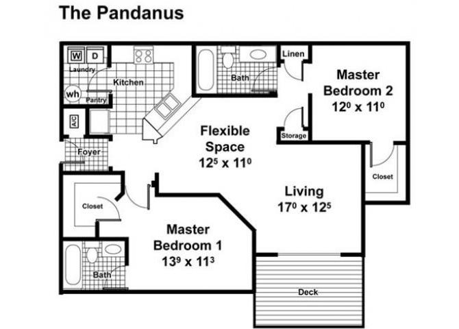 The Pandanus Floor Plan 8