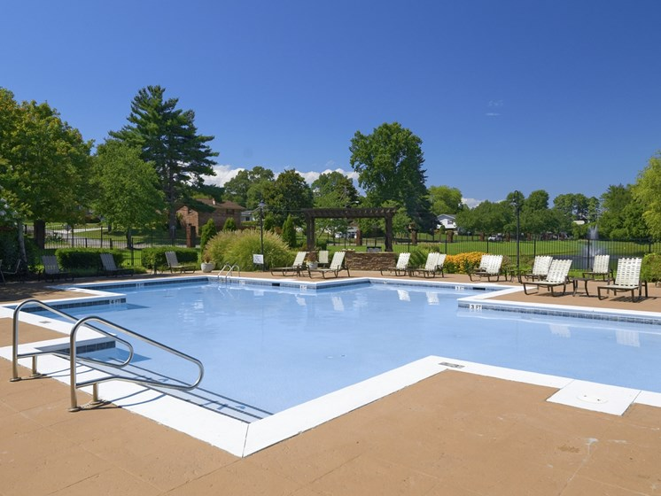 Pool at Parc 1346 in Chattanooga, TN 37421