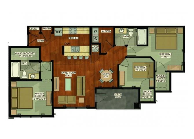 Heron Floor Plan 5