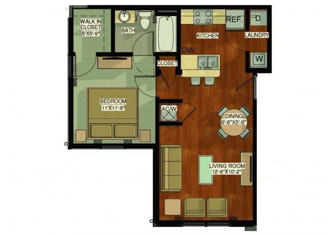 Ibis Floor Plan 1