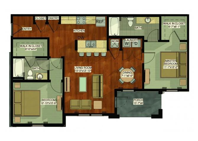 Osprey Floor Plan 4