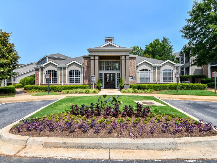 Exquisite Landscaped Garden at Polos at Hudson Corners, Greer, SC