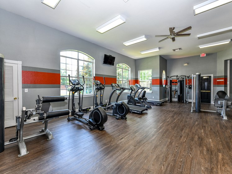 24-Hour Fitness Center at Polos at Hudson Corners, Greer, SC