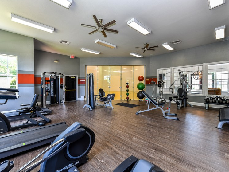 Beautiful Fitness Center at Polos at Hudson Corners, Greer, 29650