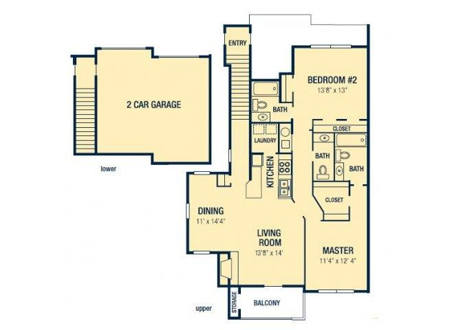 The Santa Maria Floor Plan 3