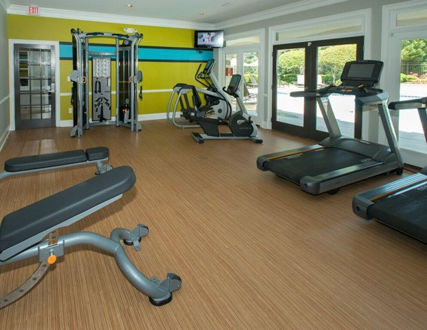State Of The Art Fitness Center at St. Andrews Apartment Homes, Johns Creek, GA, 30022