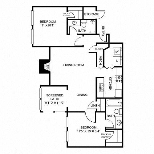 B2C Floor Plan 3