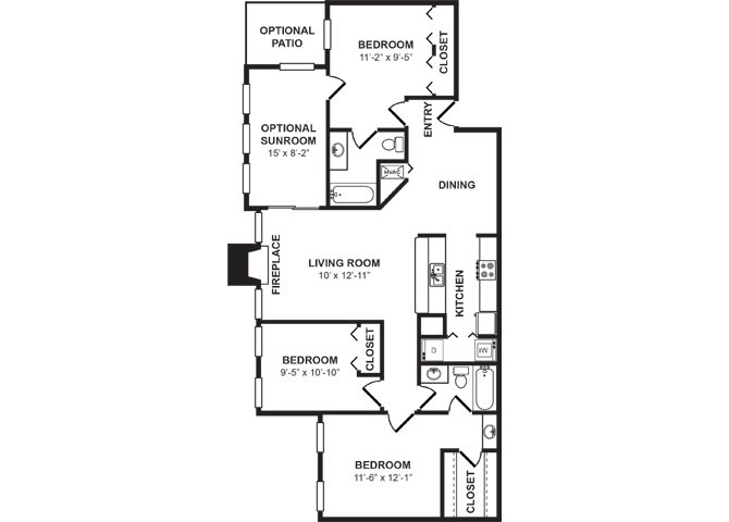 C2B Floor Plan 6
