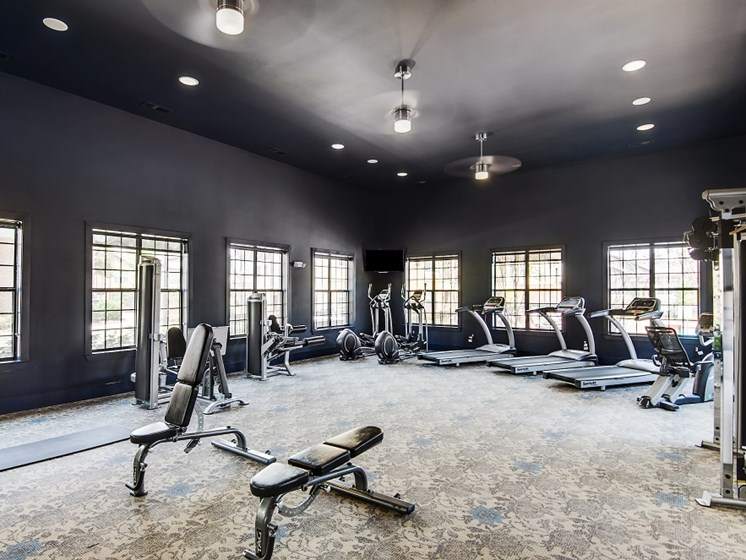 Premier Fitness Studio at Tapestry at Hollingsworth Park, Greenville
