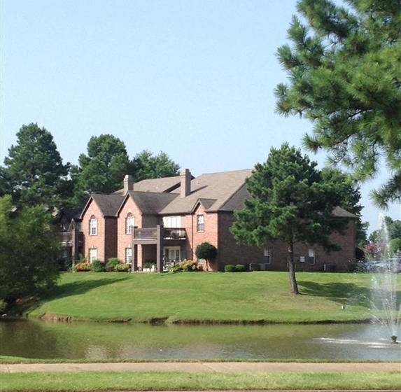 Access to nearby Biking and Jogging Trail at The Addison at Collierville Apartments, Collierville, TN 38017