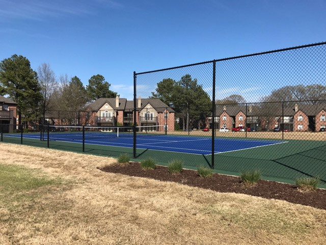 If you love nothing more than a good game of tennis, we have a New Tennis Court at The Addison at Collierville Apartments, Collierville, TN 38017