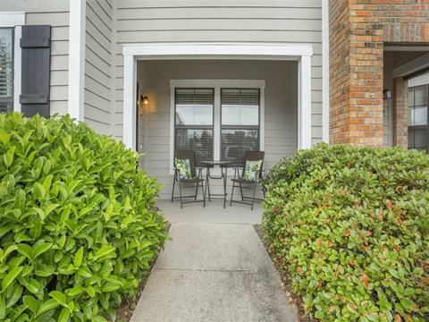 Private Balcony or Patio in Select Units at The Arlington at Eastern Shore Apartments, Spanish Fort, AL 36527