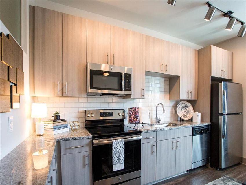 Willow Kitchen at The Dartmouth North Hills Apartments, North Carolina