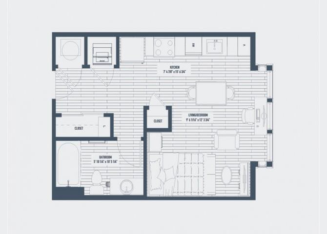 Mariposa Floor Plan 1